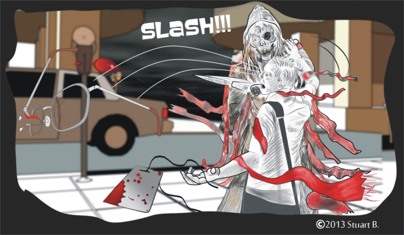 Hack Slash Chop