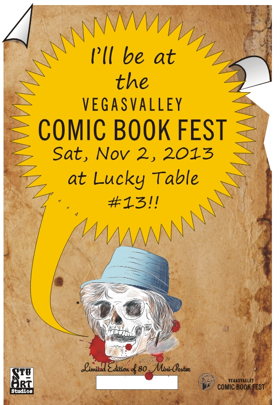 Vegas Valley Comic Fest